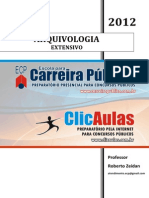 5257 APOSTILA Arquivologia - EXTENSIVO - Professor Zeidan