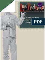 [Luis Piedrahita] Cada Cuanto Hay Que Echar a Lavar Un Pijama