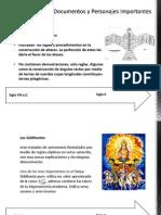 Documentos y Personajes Importantes