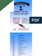 Ram Pump - Installation Manual