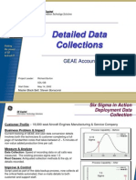 Data Collection Six Sigma Case Study