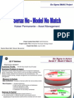 SN_Model_Accuracy Six Sigma Case Study