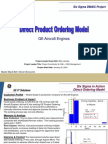 Product Order Cycle Time Six Sigma Case Study