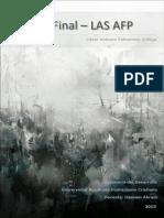 Ensayo Final (Economía del Desarrollo) - César Palominos
