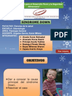 Expo_pato_iii Unidad Tema _sindrome de Down