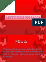 Metodos Java
