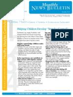 OHU Edgewater CDC Newsletter Dec. 2013