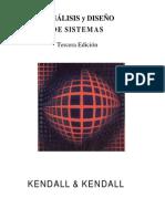 Kendall & Kendall - Analisis y diseño de sistemas