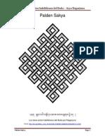 Los doce actos habilidosos del Buda - Nagarjuna.docx
