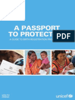 UNICEF_A Passport to Protection