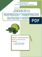 Respiracion y Transpiracion(INFORME 4)