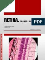 Fisiologia y Bioquimica de La Retina