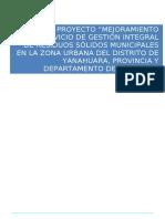 PIP Yanahuara
