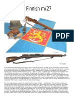 The Finnish Model M27 Mosin-Nagant Rifle