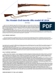 The Finnish Civil Guards Rifle Model of 1924 - By Vic Thomas