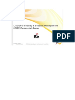 03 - LTE-EPS Mobility & Session Management