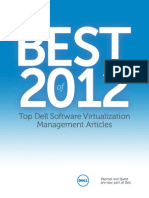 Best of 2012 Virtualization Management Articles