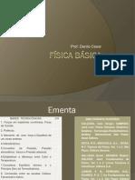 Aula 01 Física básica