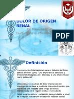Dolor de Origen Renal