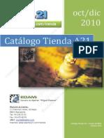 Catalogo A21 2010