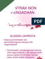Kontrak Non Pengadaan.ppt