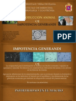 impotencia generandi Introduccion