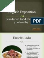 English Exposition
