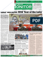 CBCP Monitor Vol. 17 No. 25