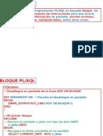 SQL PROGRAMACION
