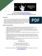 CPEP Flyer 2013