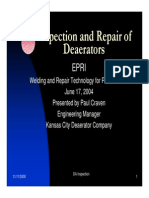 DeaeratorInspection&Repair KCDeaeratorCo11 04