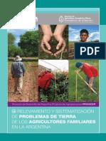 Relevamiento y sistematización de problemas de tierra de los agricultores familiares en Argentina