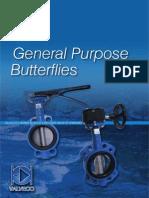 Wafer Butterfly Valves
