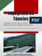 Topografía de Túneles