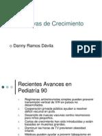 Crecimiento Danny Ramos