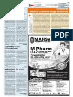 thesun 2009-08-26 page13 malaysias moderate image threatened