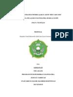 Proposal Cart Sort Lismawati