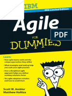Ibm 1052 Agile for Dummies