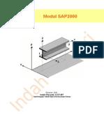 Modul I Pengenalan SAP2000