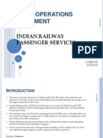 Indian Railway Services