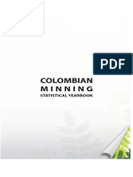 Colombian Minning Statistical Yearbook