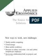Applied Ergonomics