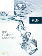 Cube Ice Machine CM056~CM058