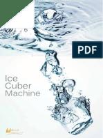 Cube Ice Machine CM061~CM062