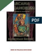 Slobodan Škrbic - Arcana Arcanorum - Info