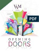 Opening Doors VAM 2014 Conference