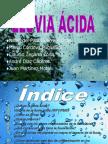 Lluvia Acida Trabajo de Quimica