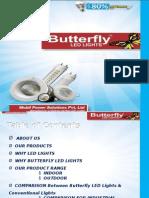 Butterfly LED Lights Presentation123