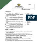 MELJUN CORTES ITC29 Midterm Test2 - 2B