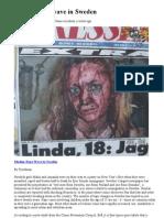 Muslim Rape Wave in Sweden